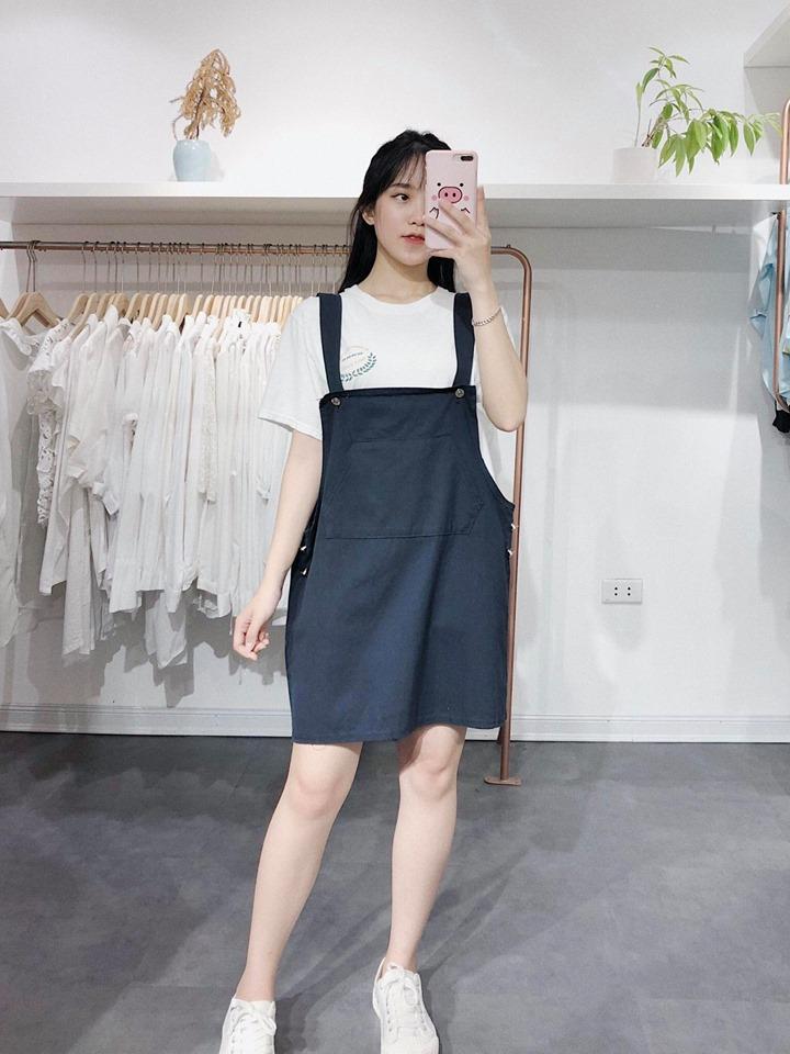 """1001 kiểu váy Hàn Quốc khiến các chị em """"tan chảy"""""""