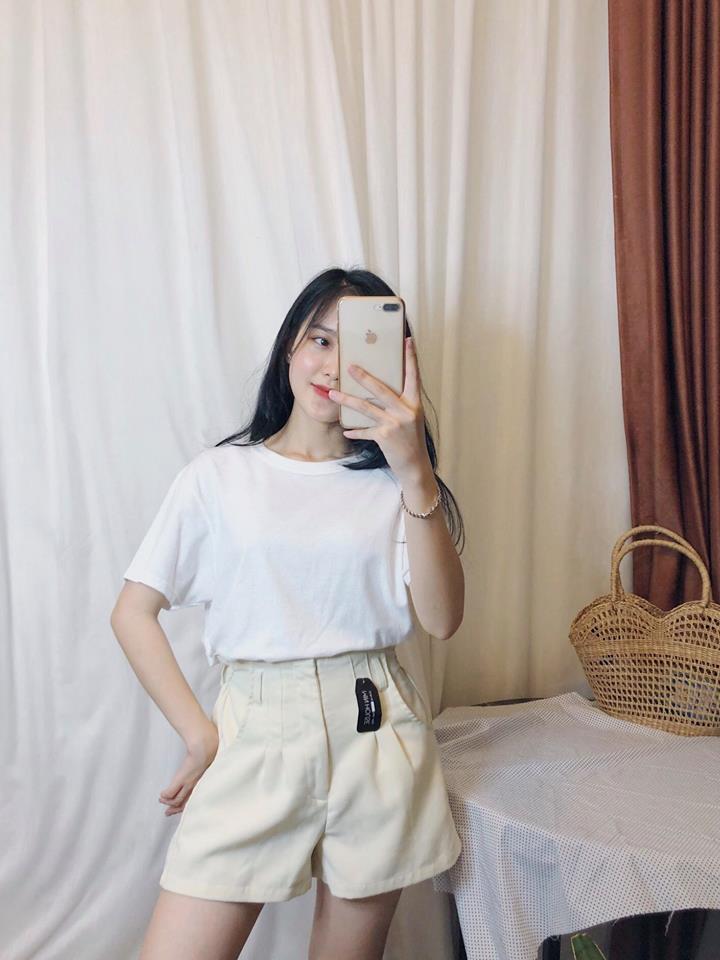 """Áo phông trắng – item """"thần thánh"""" cho mọi cô nàng"""
