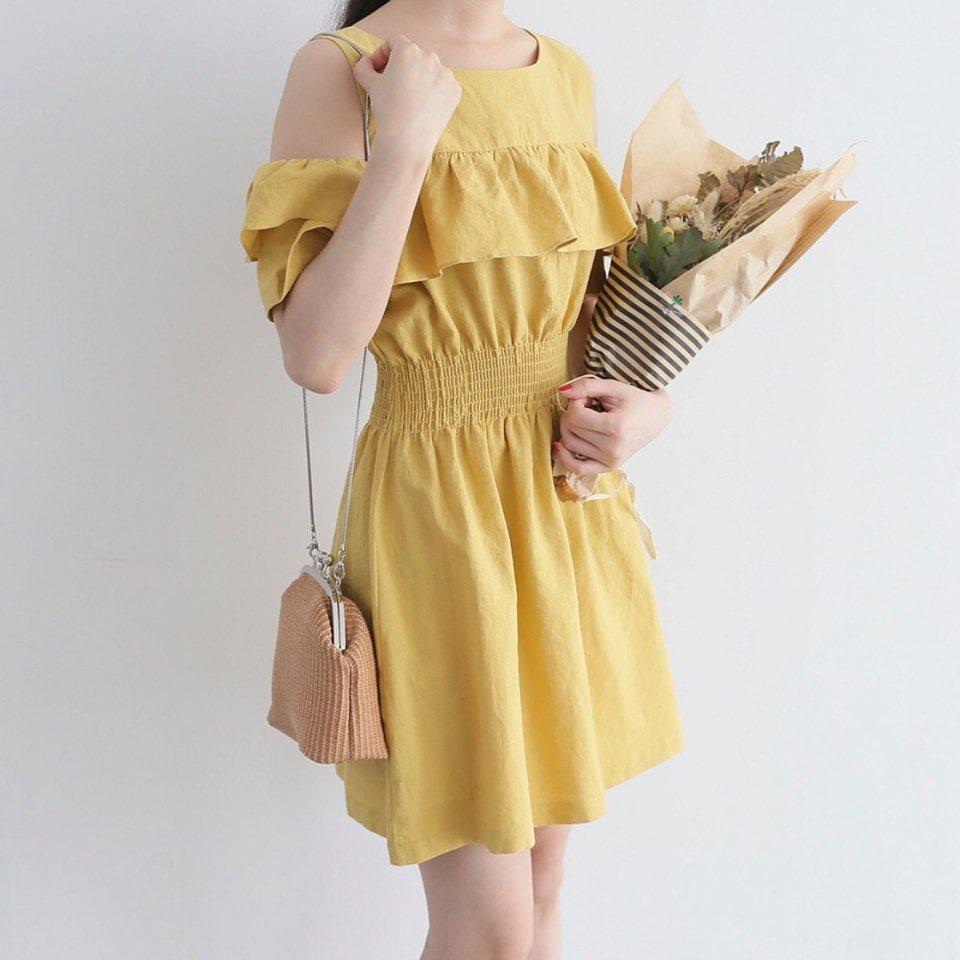 Mùa hè rực rỡ cùng tone vàng sôi động