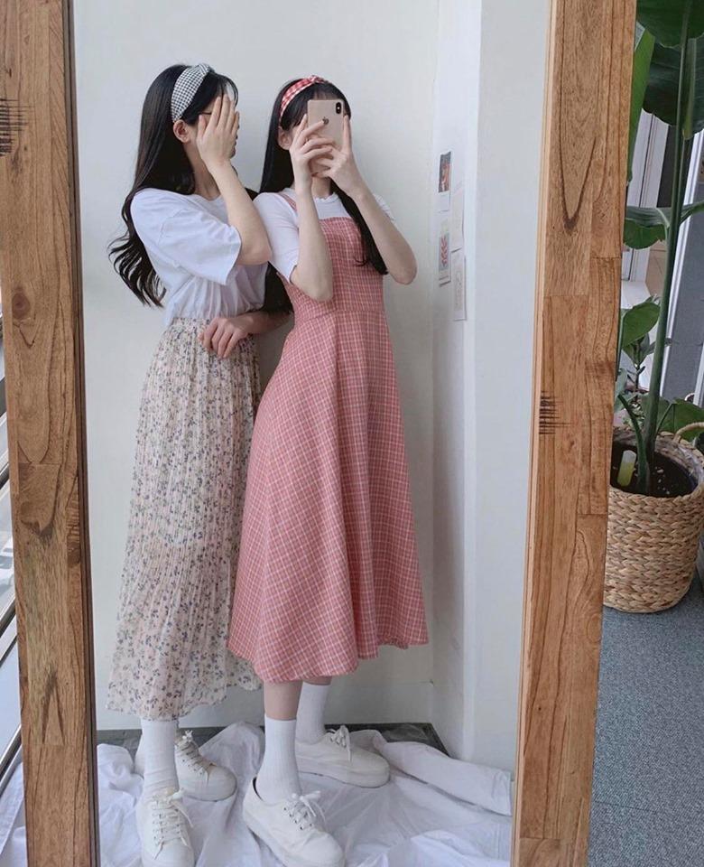 Cùng cô bạn thân toả nắng với đồ đôi siêu ngọt ngào