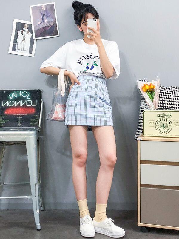 """Dành cho các nàng """"cuồng"""" phong cách Hàn Quốc"""