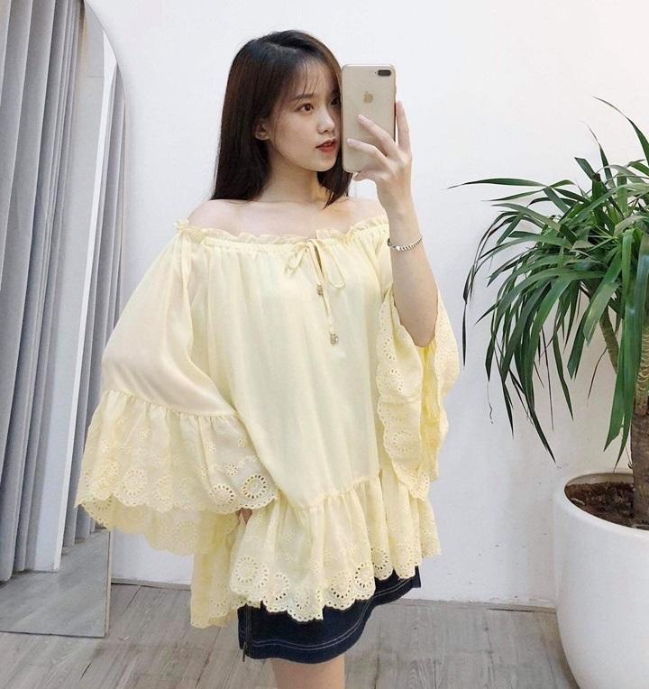 Màu vàng pastel – ngọt ngào lung linh xua tan nắng hạ