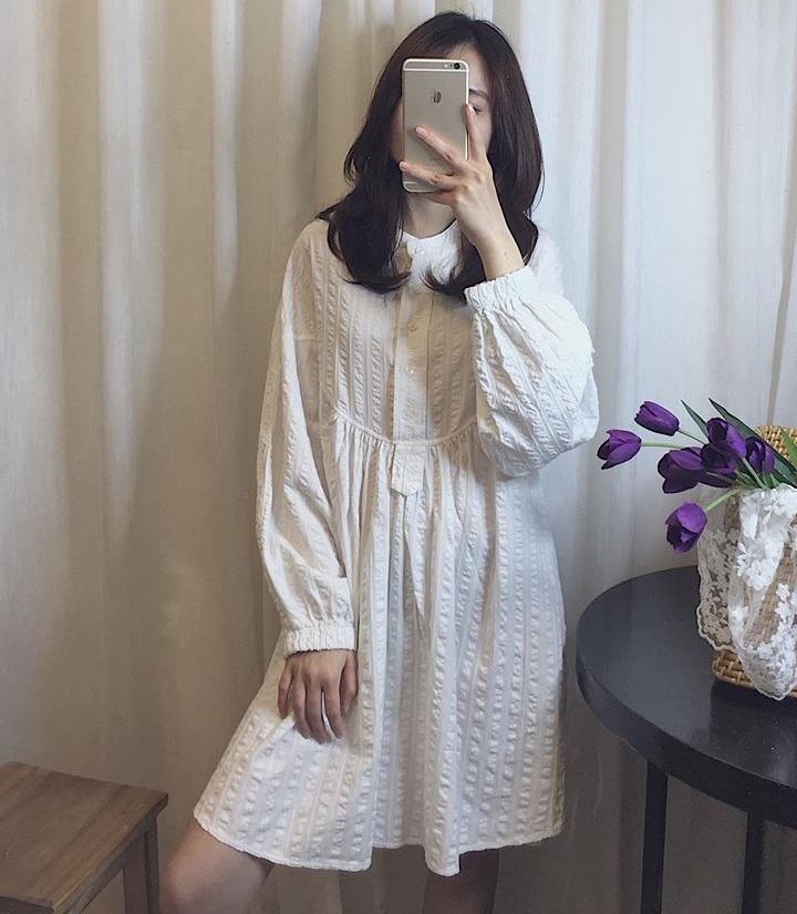 Bí kíp để các nàng mặc váy trắng đẹp đúng chuẩn