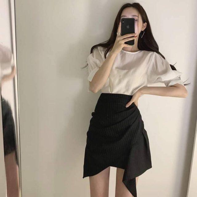 Chân váy siêu xinh cho các nàng công sở diện hoài không chán