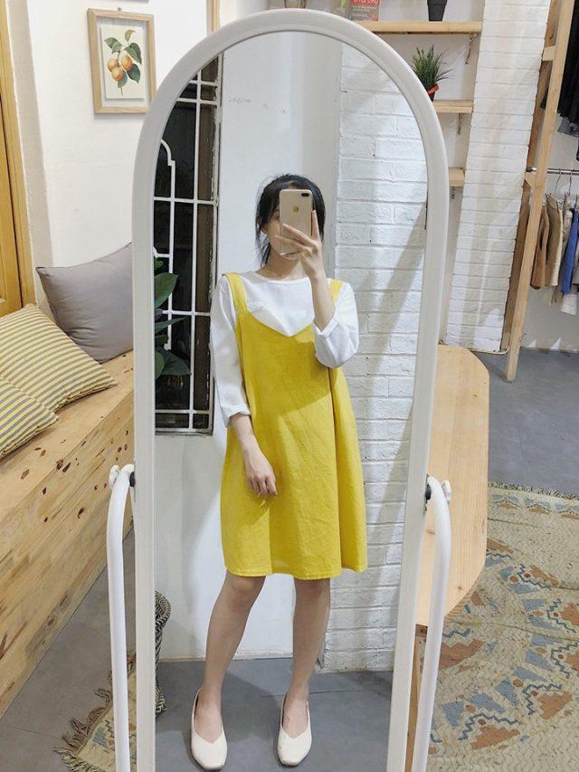 Màu vàng với màu trắng – sự kết hợp tuyệt vời và nổi bật