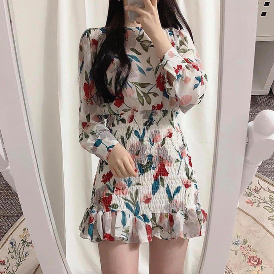 Nhẹ nhàng, nữ tính, ngọt ngào với những mẫu váy voan nhà Min