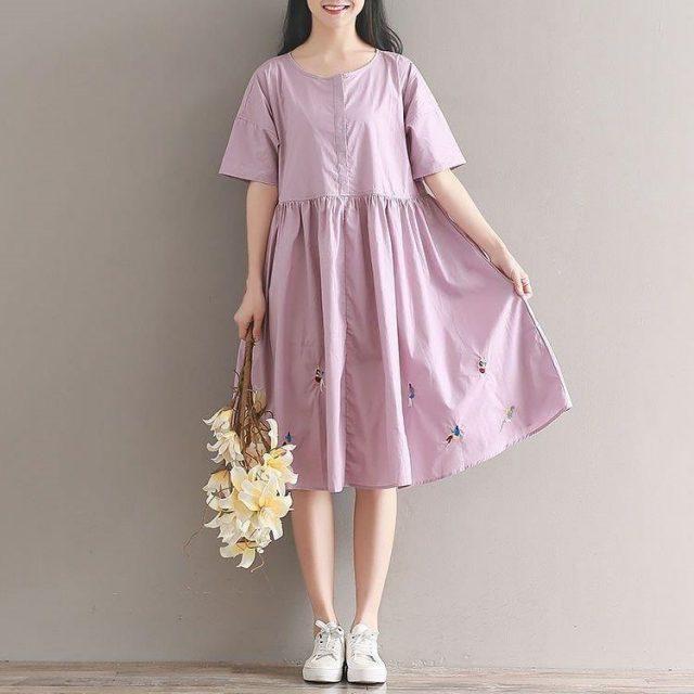 Tại sao các nàng lại phải sắm ngay ít nhất một chiếc váy babydoll?