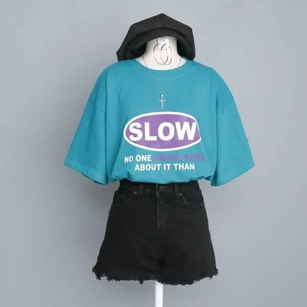 Trẻ trung, năng động với cách mix áo phông với quần short nhà Min