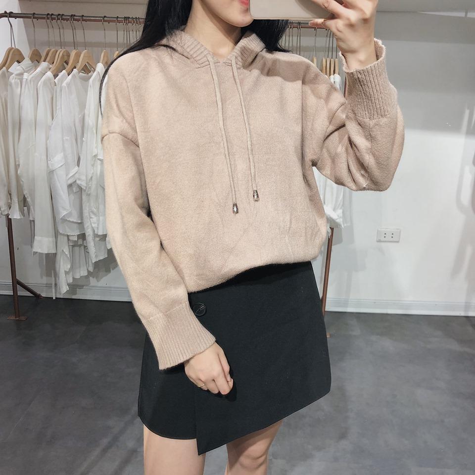 Áo hoodie cho cô nàng năng động, cá tính