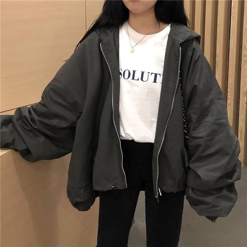 Áo khoác tomboy dành cho các cô nàng cá tính