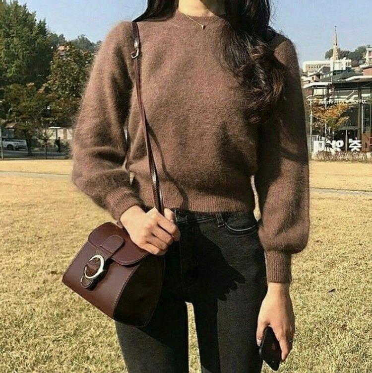 Diện áo len chuẩn phong cách Hàn Quốc cùng Min House