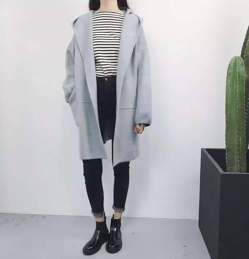 Mặc áo khoác dài sao cho mùa đông thật sành điệu?