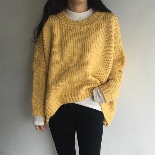 Xu hướng màu ấm cho áo len mùa thu đông không thể bỏ lỡ