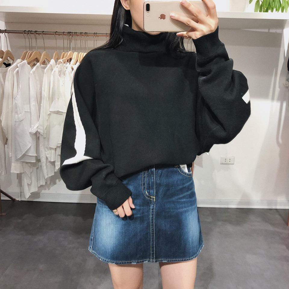 Các nàng đã biết cách mix chân váy jeans sao cho thật xinh?