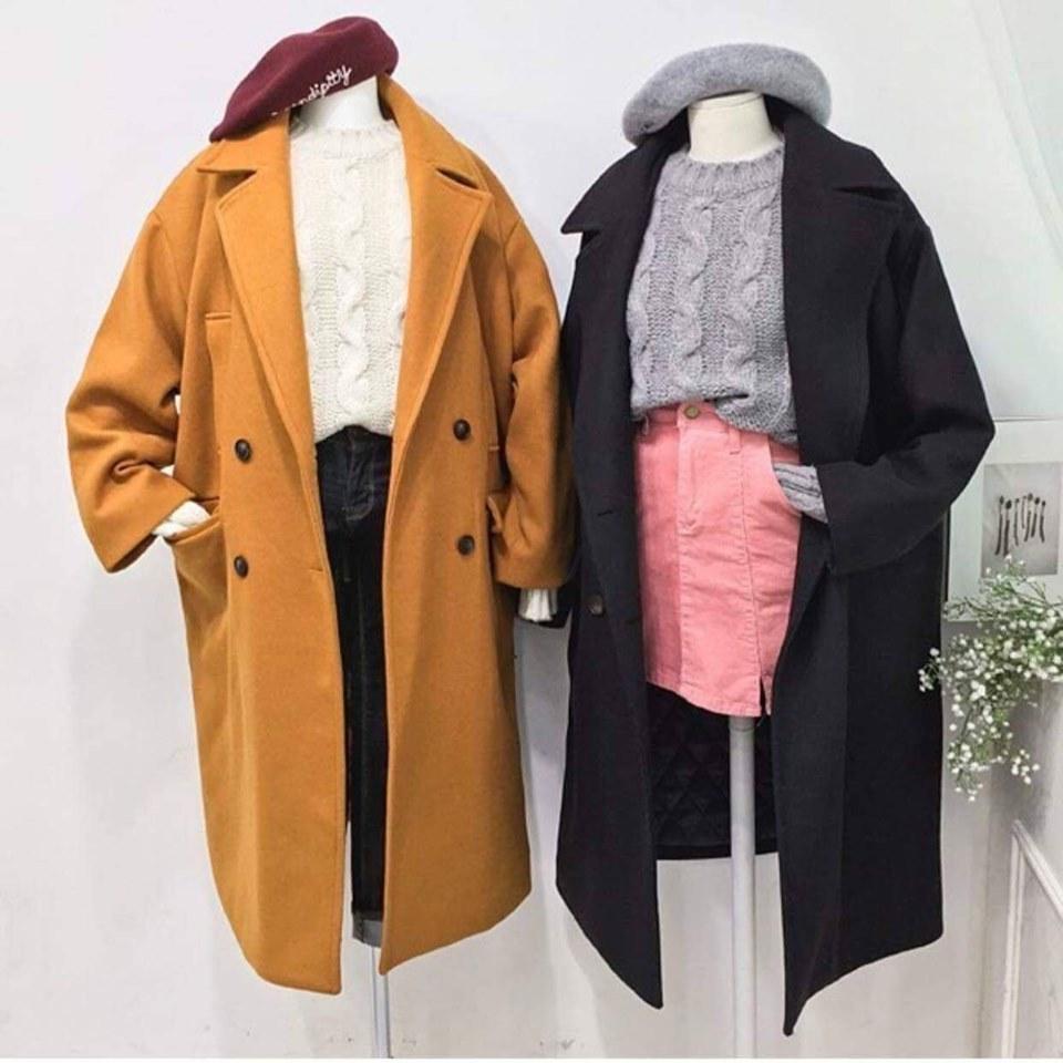 Cách chọn áo khoác chuẩn không cần chỉnh cho cô nàng mập