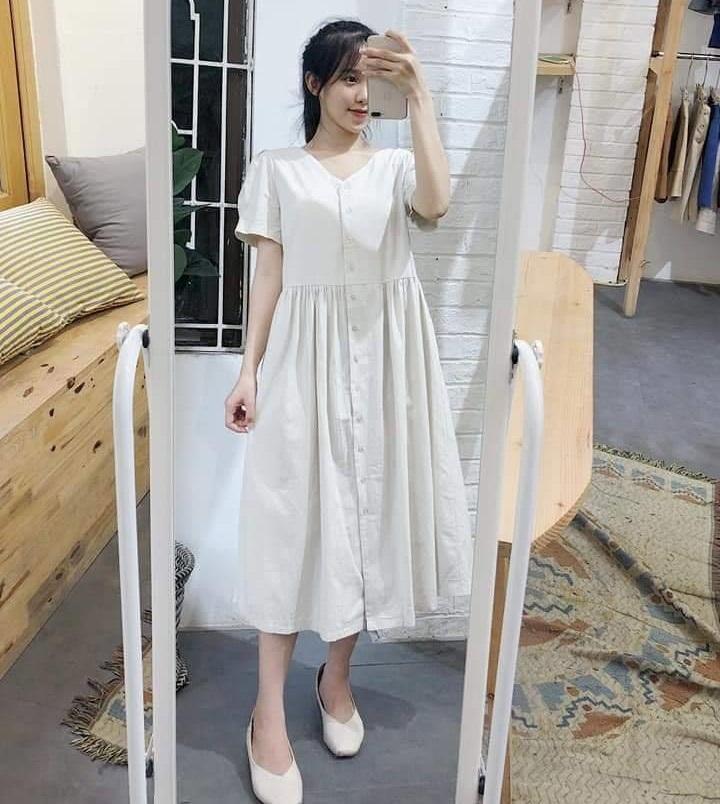 Cách mặc váy trắng chuẩn cách, chuẩn xinh cho các nàng