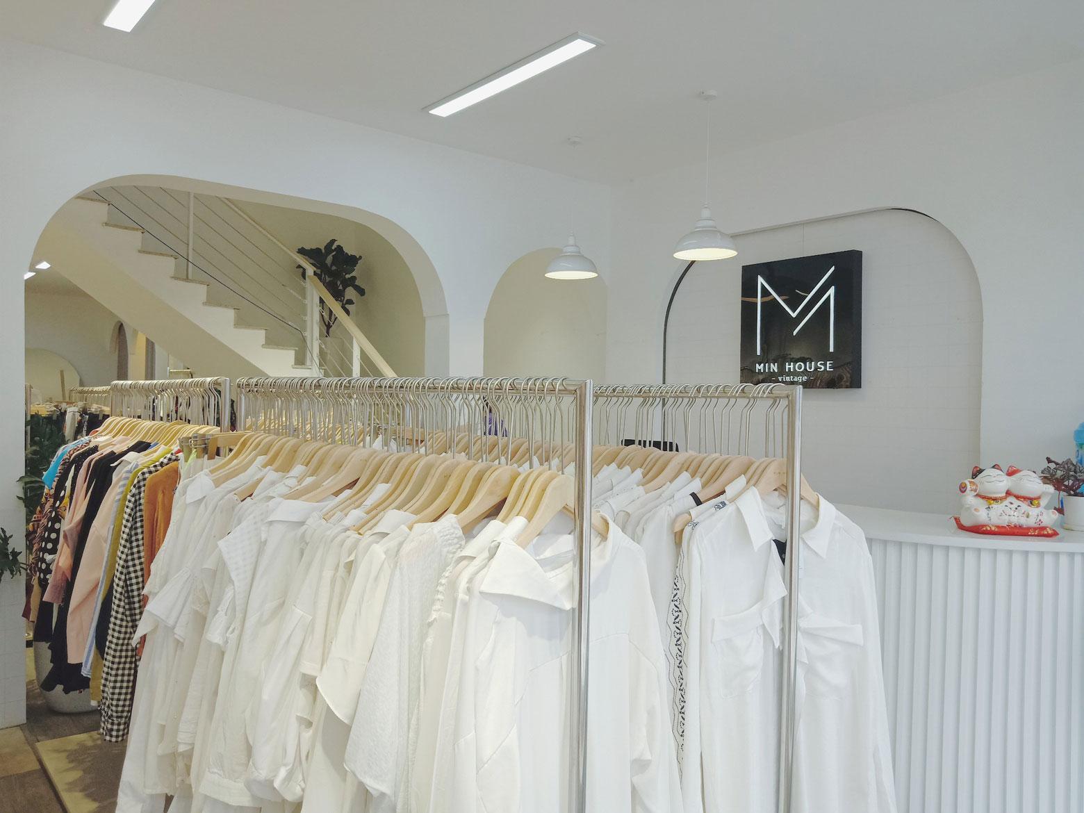Danh sách các cửa hàng của Min House cho chị em mê đồ hàng thùng tham khảo