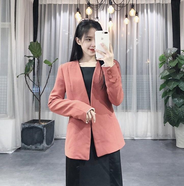 Mặc blazer siêu xinh, siêu sang chảnh cùng Min House