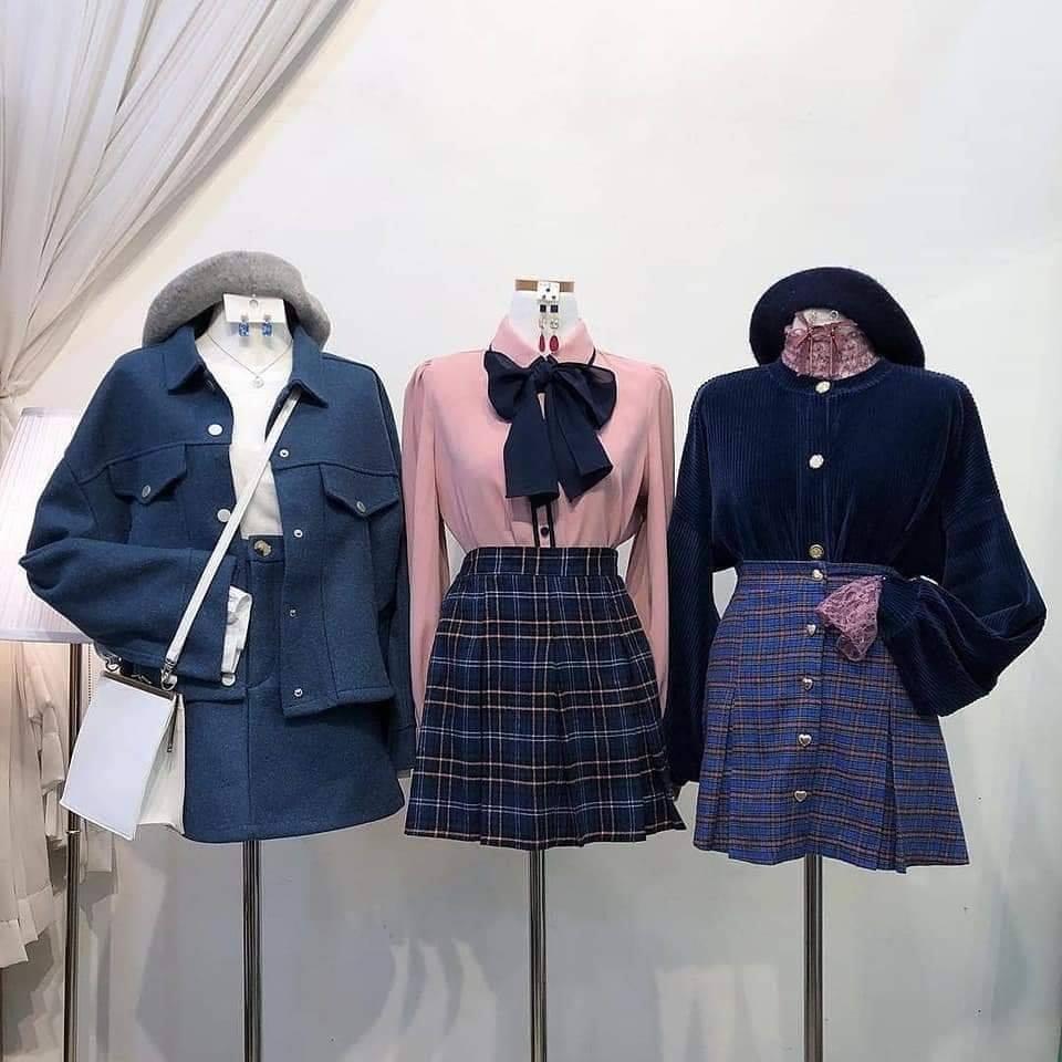 Quần áo hàng thùng – chuyên dành cho những cô nàng cá tính