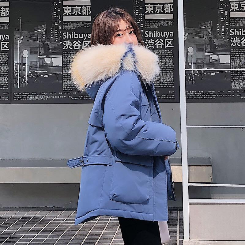 Áo phao mũ lông – cho mùa đông thêm ấm áp và ngọt ngào