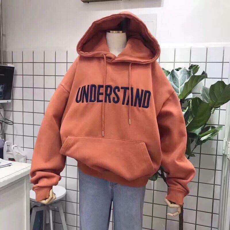 Cá tính lại siêu ấm áp với áo hoodie nỉ có mũ