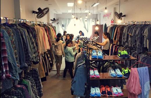 Các mối lấy quần áo hàng thùng Quảng Châu bạn nên biết