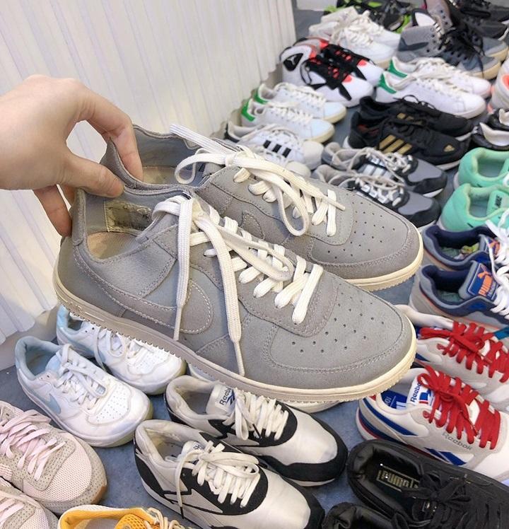 Giày hàng thùng Hà Nội