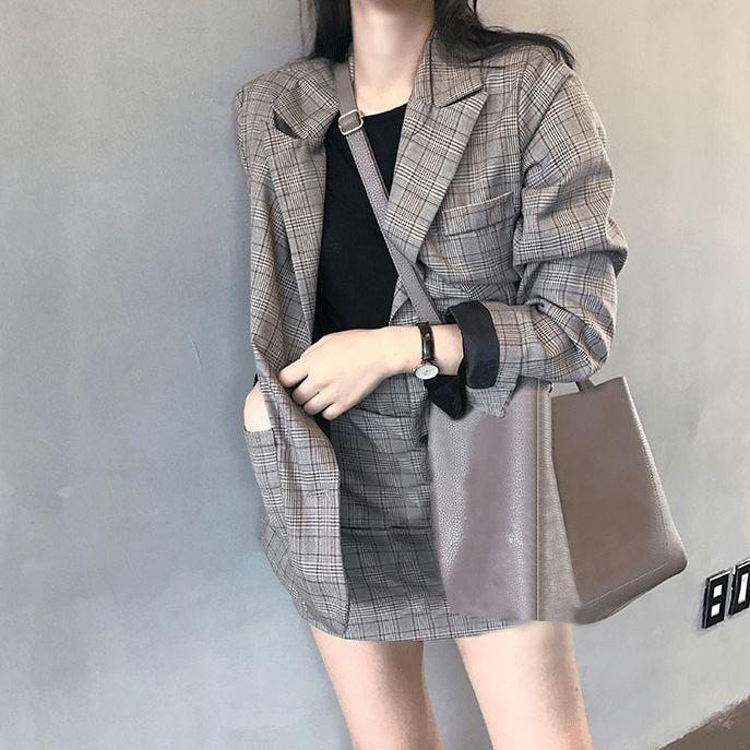 Sang chảnh và tự tin với áo khoác blazer cho cô nàng công sở