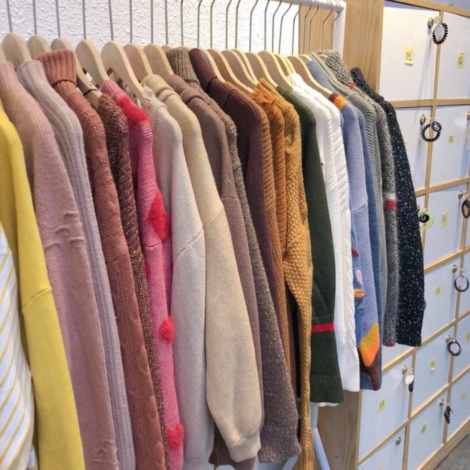 Áo len Hàn Quốc – Item không thể thiếu cho các nàng đông về