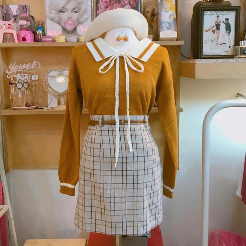 Bí quyết hack tuổi với váy ngắn chuẩn phong cách Hàn