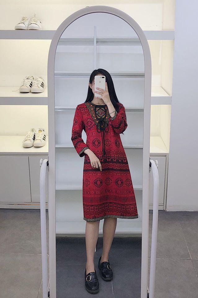 Đầm phong cách vintage cho cô nàng sang trọng cổ điển khi đông về