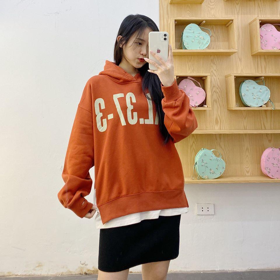 Mặc áo hoodie thật xinh cùng Min nàng nhé!