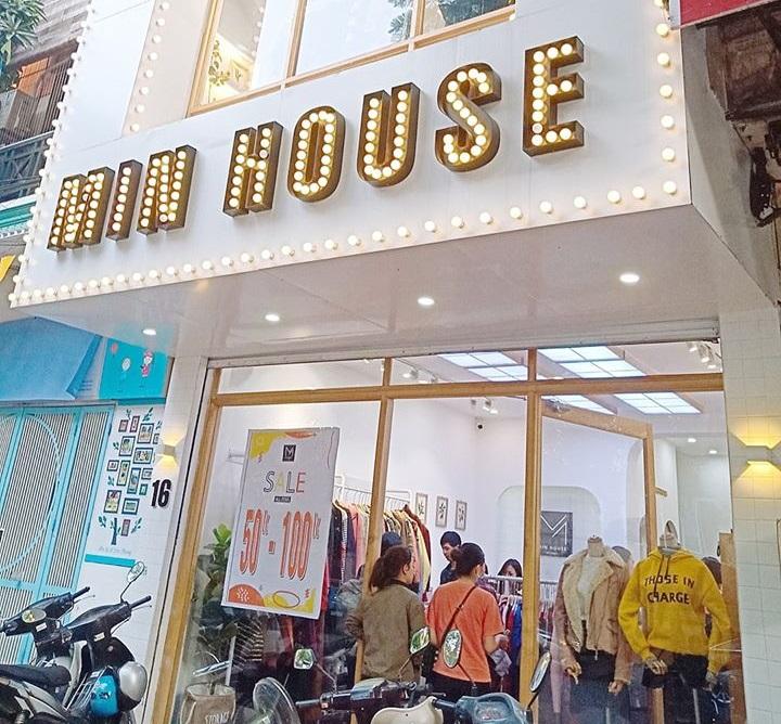 """""""Phá đảo"""" hàng thùng giá rẻ tại Hà Nội với Min House"""