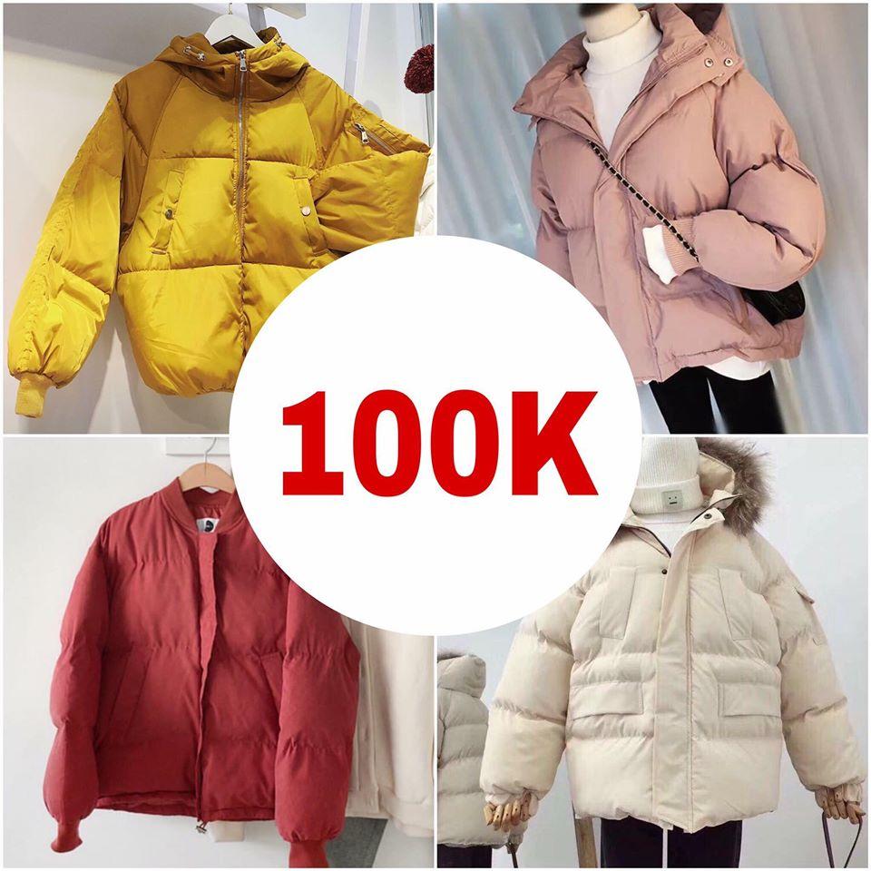 Sale sốc đồng giá #50k #100k trong 16/11 - 17/11 cho các nàng đón gió mùa