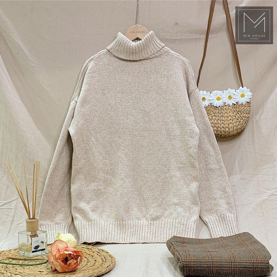 Áo len – Món đồ mà các nàng không thể thiếu trong mùa đông