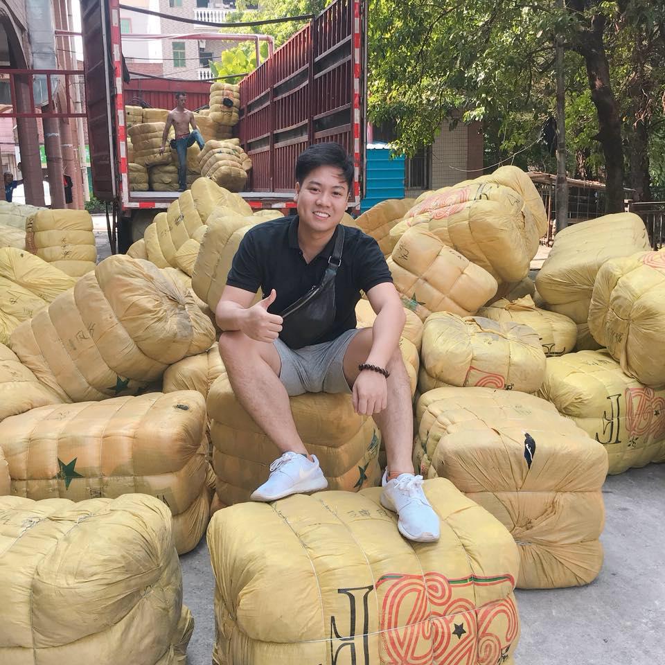 Buôn hàng thùng Hà Nội