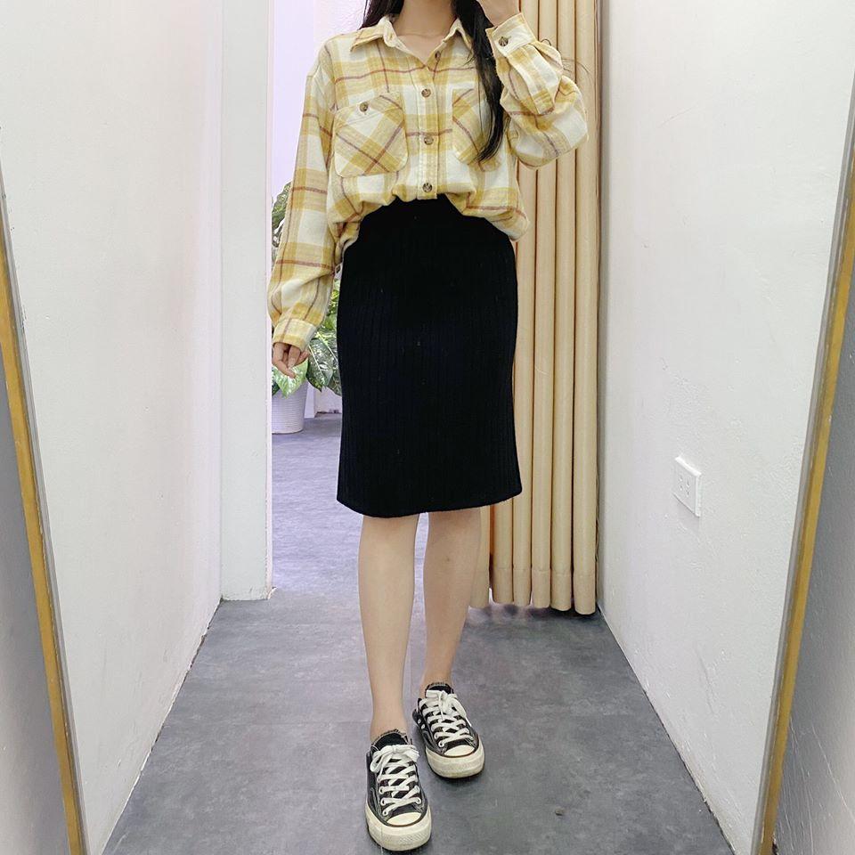Chân váy bút chì – sự lựa chọn hoàn hảo cho nàng công sở