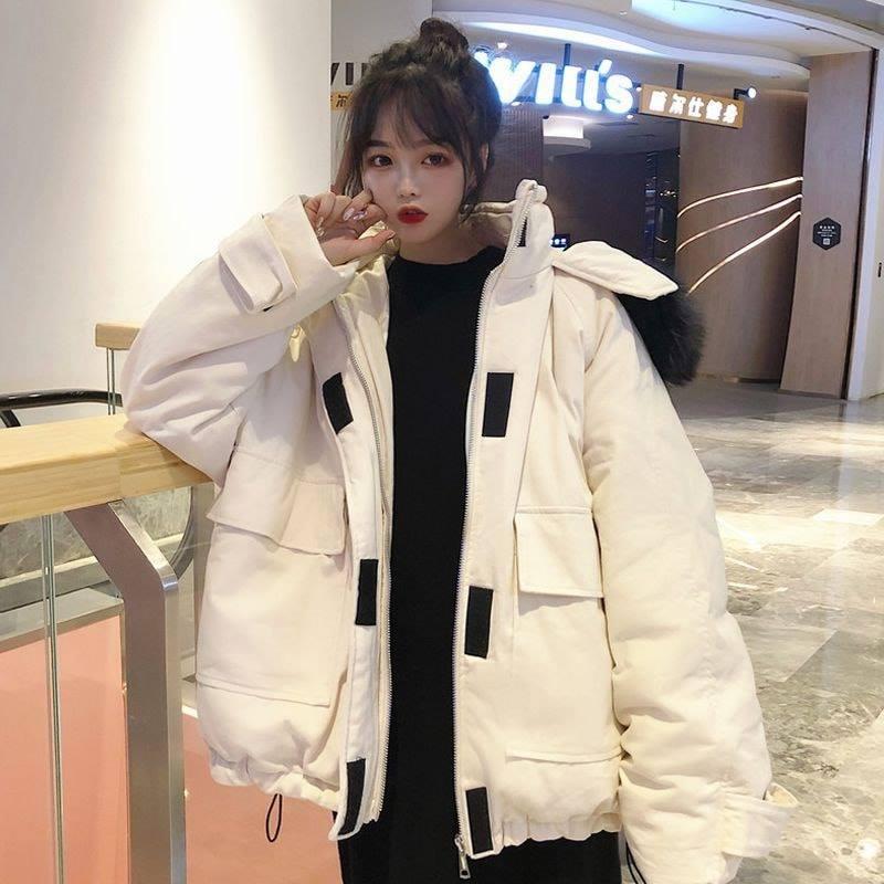 Muôn kiểu áo khoác Hàn Quốc các nàng thích mê