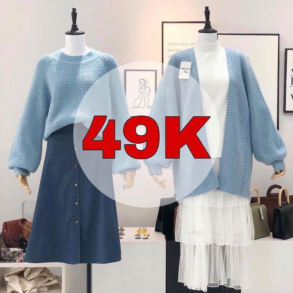 TƯNG BỪNG ĐÓN GIÓ MÙA VỀ ❤ĐỒNG GIÁ#49K-#79KTOÀN BỘ HÀNG THU - ĐÔNG