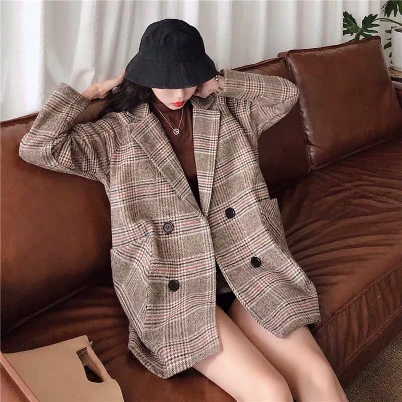 Vest Hàn Quốc – Thanh lịch, nữ tính cho các cô nàng mi nhon