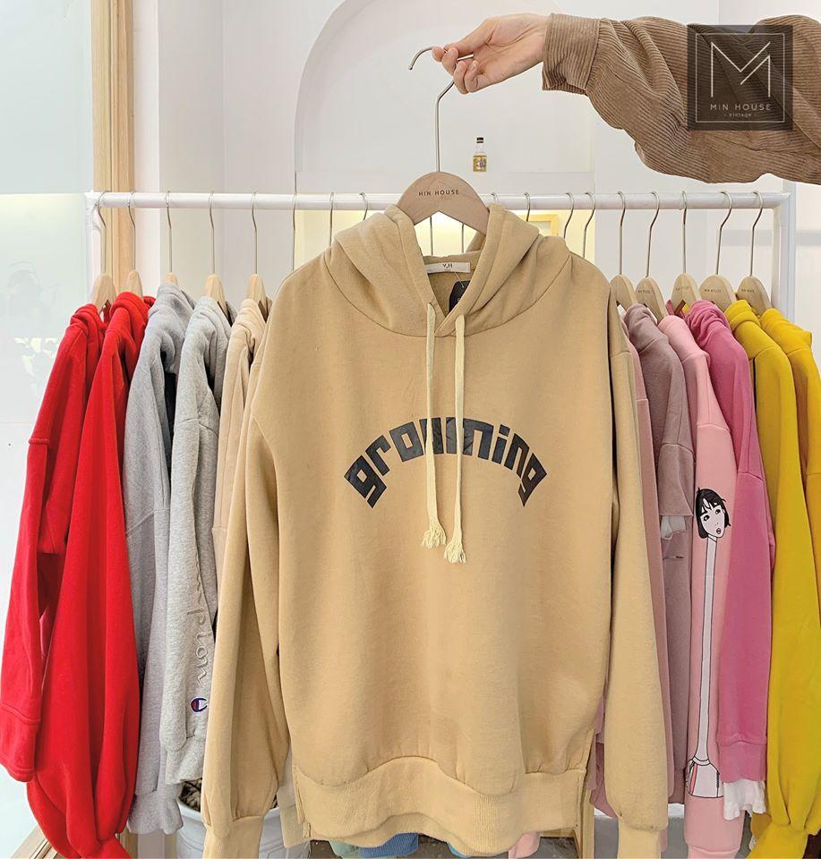 Áo hoodie siêu năng động, cá tính không thể thiếu trong tủ đồ