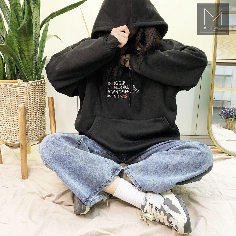 Áo Hoodie và quần jeans – Cặp đôi siêu hợp, siêu thời trang