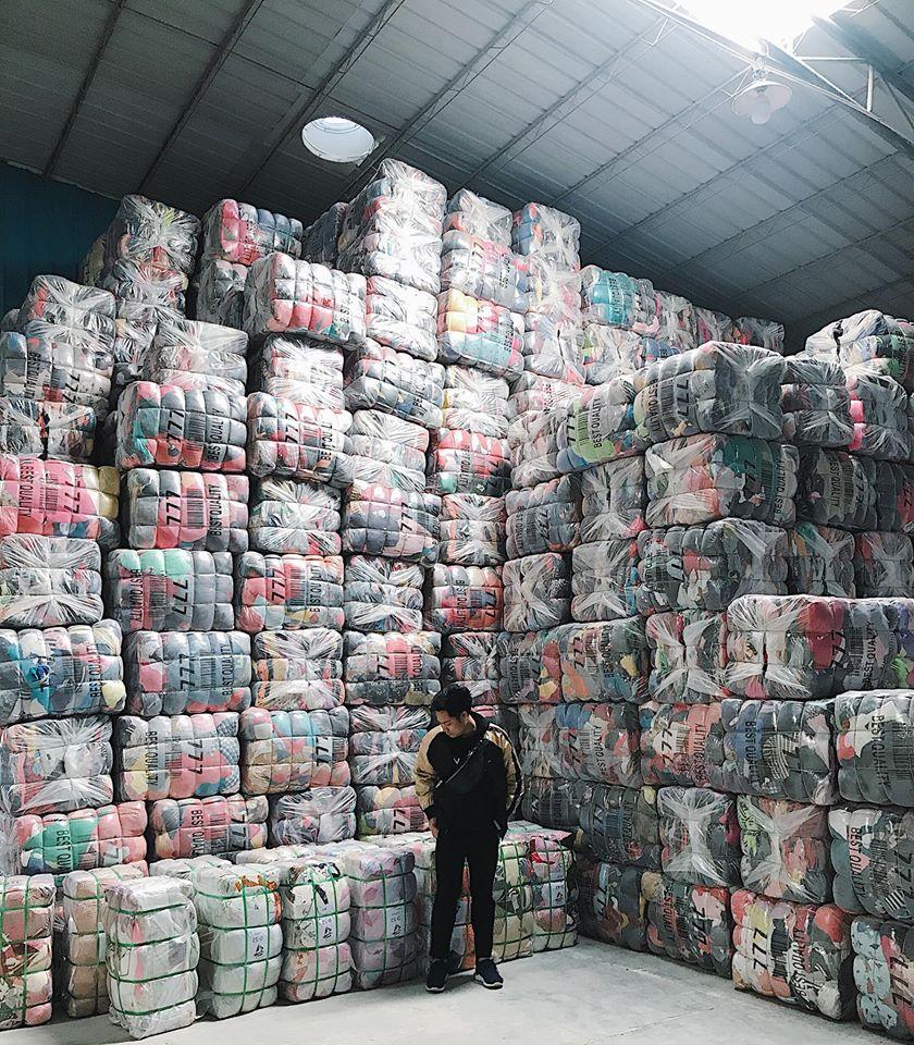 Buôn hàng thùng Bắc Giang