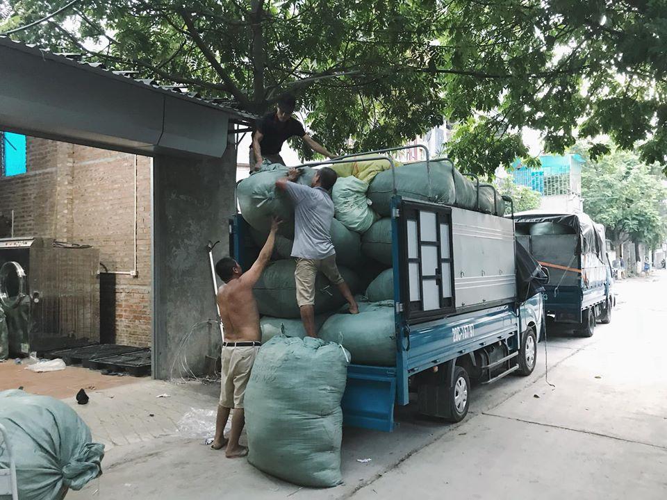 Buôn hàng thùng Quảng Ninh