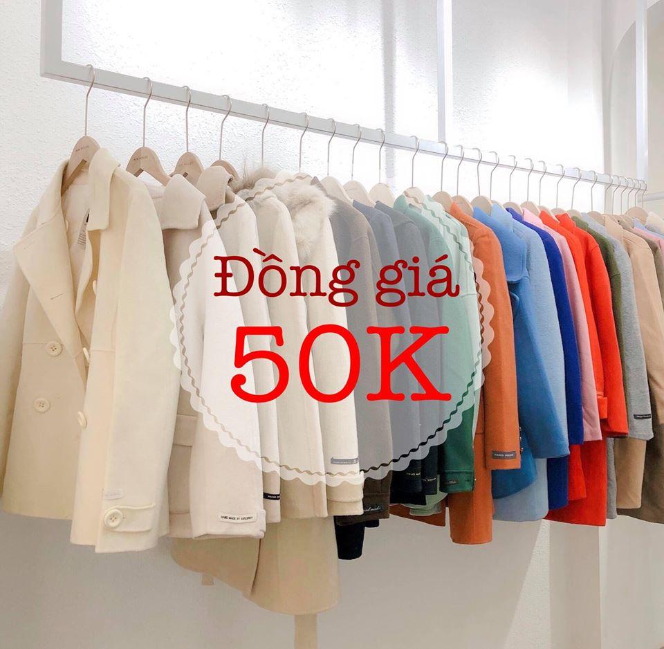 ĐỒNG GIÁ 50K 50K 50K TOÀN BỘ HÀNG ĐÔNG