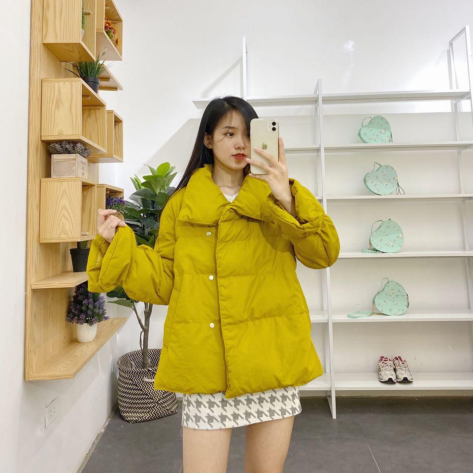 Màu vàng – màu sắc luôn giúp các cô nàng nổi bật, cuốn hút
