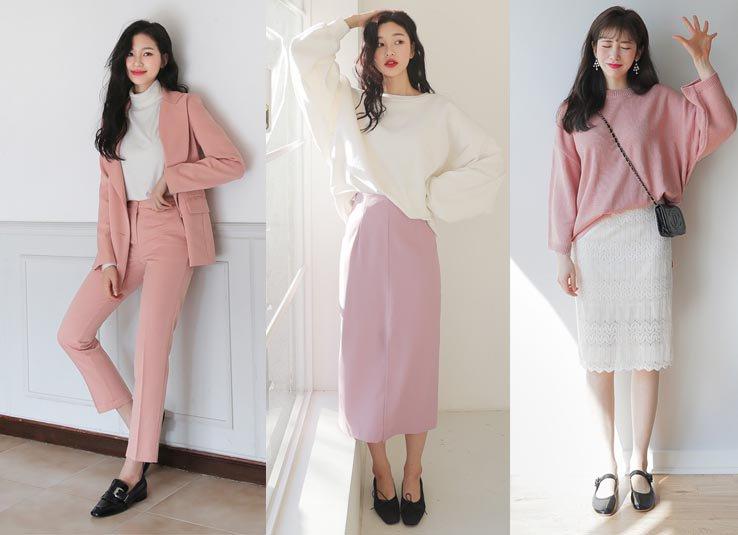 Tìm hiểu về cách mix trang phục tone hồng đúng chuẩn?