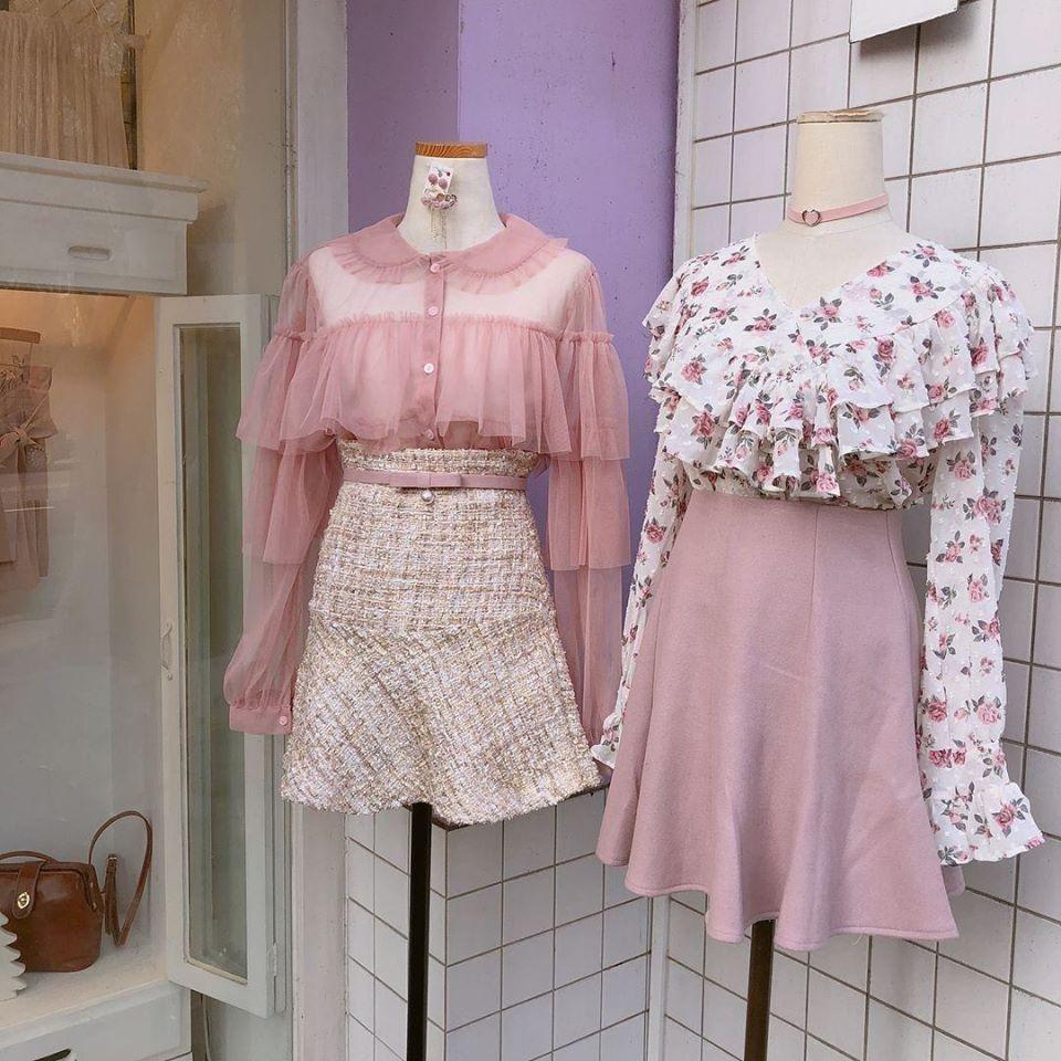 Bí quyết mặc đẹp cho các nàng với tông màu hồng huyền thoại