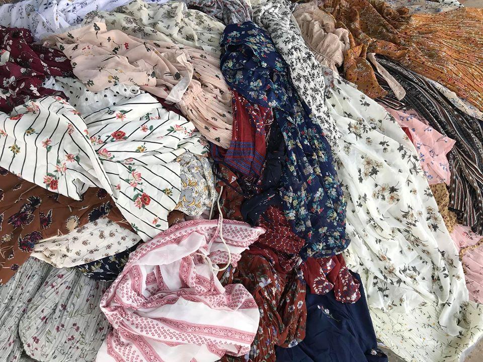 Chọn quần áo hàng thùng chất, giá rẻ đến ngay Min House
