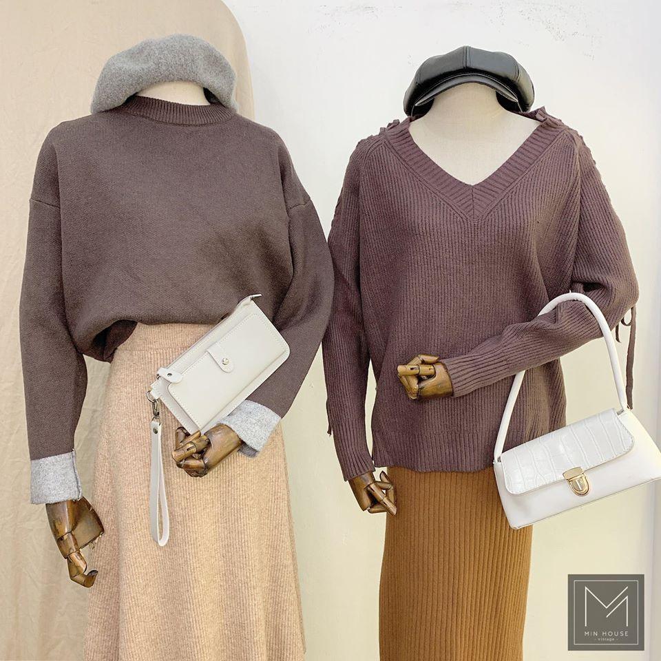 Diện váy đi làm vừa ấm vừa xinh trong mùa lạnh với 4 gợi ý sau của Min